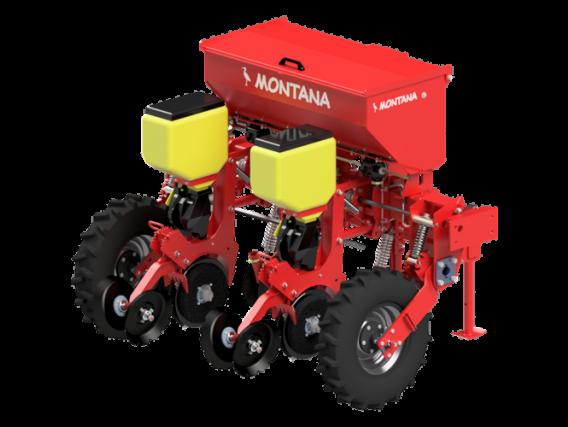 Sembradora De Grano Grueso Montana Plb2Sc