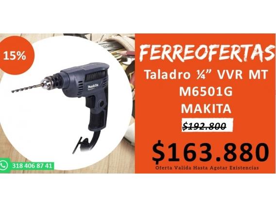Taladro Vvr Mt M6501G Makita