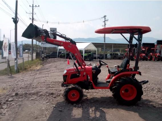 Cargador Frontal Tenias Para Tractor Modelo B2320