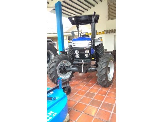 Tractor Farmtrac 6075 4Wd