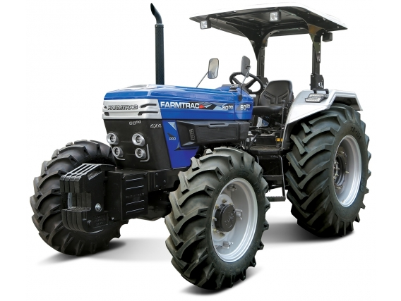 Tractor Farmtrac 6090 Xpro 4Wd