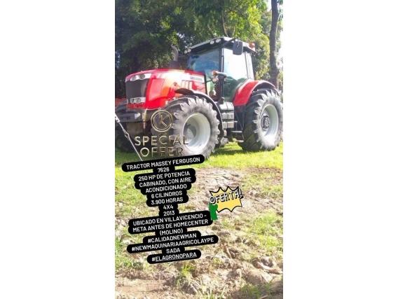 Tractor Massey Ferguson 7626