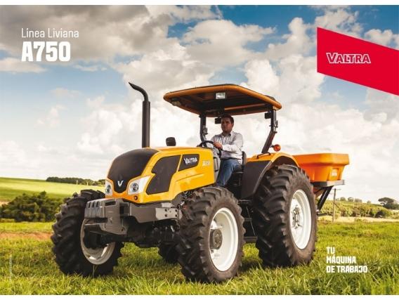 Tractor Valtra A750 GII