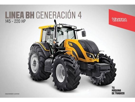 Tractor Valtra BH 144