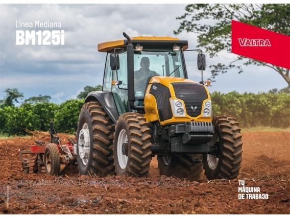 Tractor Valtra BM125I