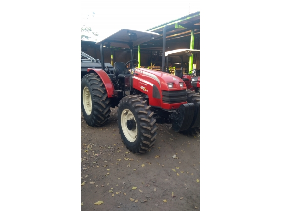 Tractor Yanmar Agritech 1185-4 Turbo
