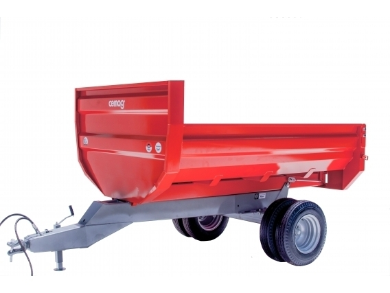 Trailer Cemag CBH6 Uso General