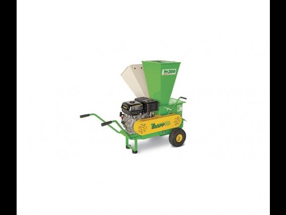 Trituradora De Ramas Bio300 Produccion 4-6 M3/h