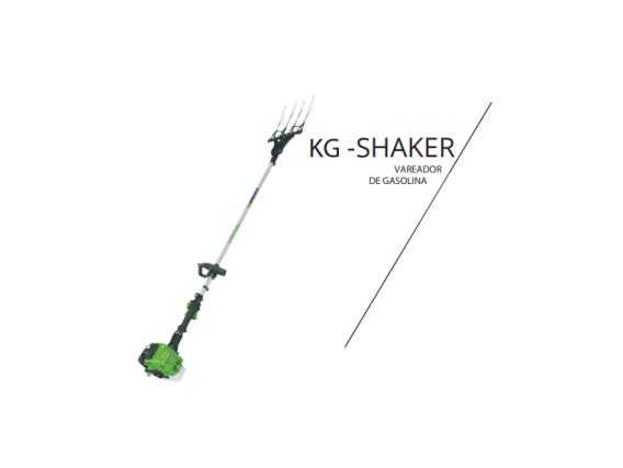 Vareador De Gasolina Kapotha Kg-Shaker