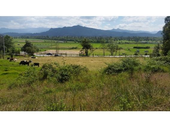 Vende Lote De Terreno En Ubaté. 18.206 M2