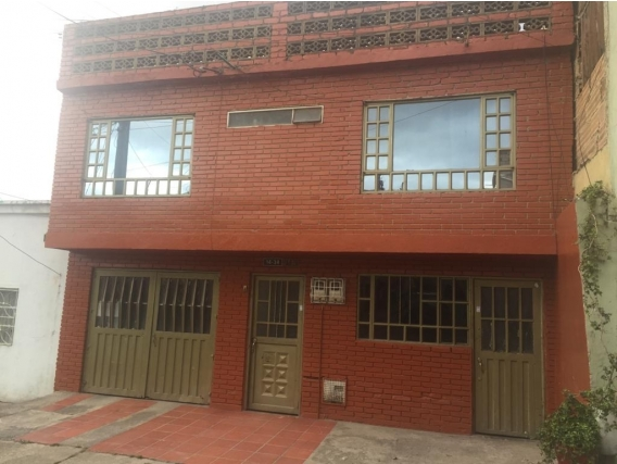 Vendo Casa Rentable Y Amplia En Tenerife Usme - Bogota