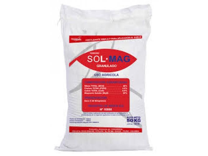 Fertilizante Zeocol Sol-MAG granulado